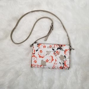 Kenneth Cole Reaction Floral Crossbody